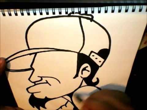 Dibujos para graffiti faciles - Imagui