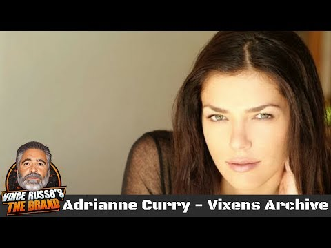 Adrianne Curry Shoot Interview w/ Vince Russo - Vixens Archive