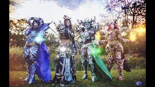 Cosplay Showcase--DRAGON ASPECTS--WORLD OF WARCRAFT