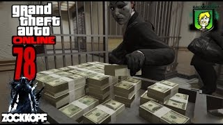 GTA 5 PS4 Online German HEISTS Finale Banküberfall #78