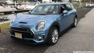 Quick Drive: 2017 Mini Cooper S Clubman All4