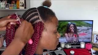 La meilleure technique pour réaliser des crochets braids 👌🏾