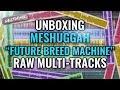 Meshuggah Future Breed Machine Raw Multi Tracks UNBOXING mp3