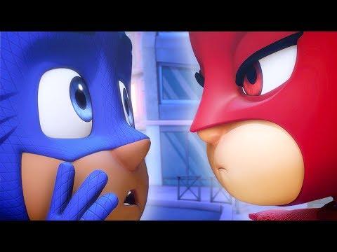 Герои в масках   Кэтбой берёт под контроль   HD   мультики для детей