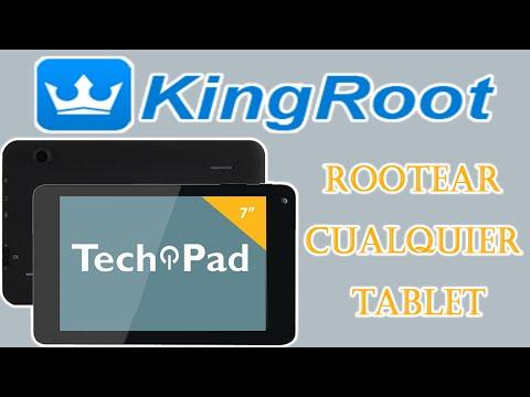 Root Tablet TechPad Todos Los Modelos y Tablet Chinas.