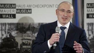 Вячеслав Мальцев • Пресс-конференция Ходорковского - О том, что не сказано...