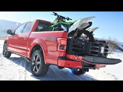 2015 Ford F-150: Cool Features, Functions, and Details - 2014 Detroit Auto Show