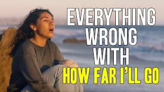 """download lagu Everything Wrong With Alessia Cara - """"how Far I'll gratis"""