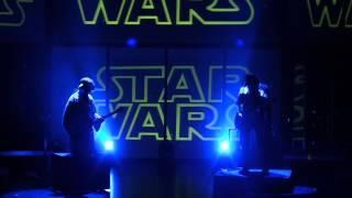 Star Wars Guitar Battle