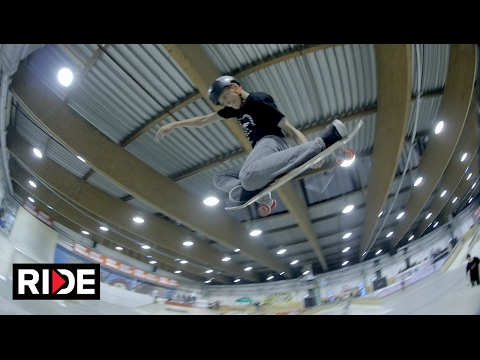Air + Style Skate Contest Innsbruck, Austria - Day 1