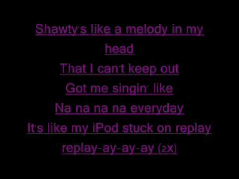 replay by iyaz with lyrics youtube. Black Bedroom Furniture Sets. Home Design Ideas