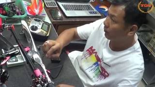KDS EBAR V2 Set up by Tommotor