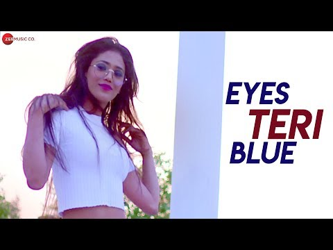 Eyes Teri Blue - Official Music Video | Vikramjeet | Sugandha Roy | Smrity Tiwari