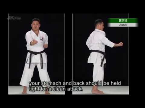 Basics of Goju ryu Karate - Tetsuya Furukawa