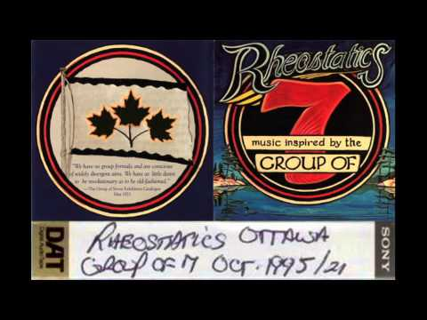 Rheostatics Music Inspired by the Group Of 7 Live October 21 1995