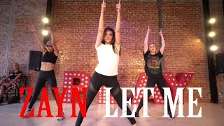 "Download Lagu ""Let Me"" - ZAYN 
