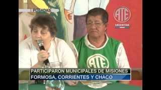 12 09 2013 PARTE 2 ENCUENTRO DE MUNICIPALES DEL NEA HACIA EL PLENARIO NACIONAL