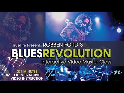 Robben Ford - Blues Revolution - Intro