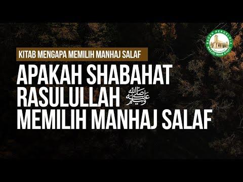 Mengapa Memilih Manhaj Salaf - Ustadz Ahmad Zainuddin Al-Banjary
