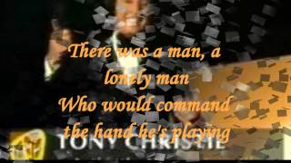 Watch Tony Christie Solitaire video
