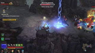 Diablo 3 - Season 14 HC Witch Doctor part 2 ► 1080p 60fps - No commentary ◄