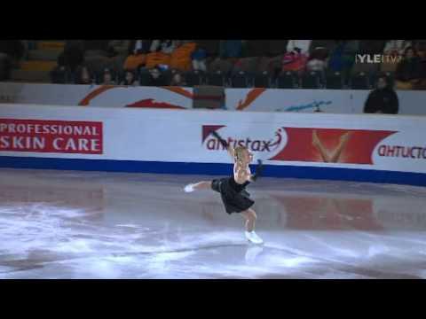 Kiira Korpi - Closing Exhibition Gala - 2011 European Figure Skating Championships
