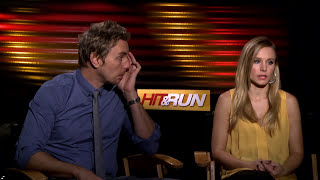 Gordon Keith's disastrous interview Dax Shepard and Kristen Bell