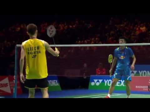 [HD] Final - MS - LEE Chong Wei vs CHEN Long - 2014 Yonex All England Open