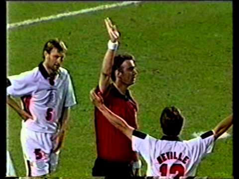 30/06/1998 Argentina v England