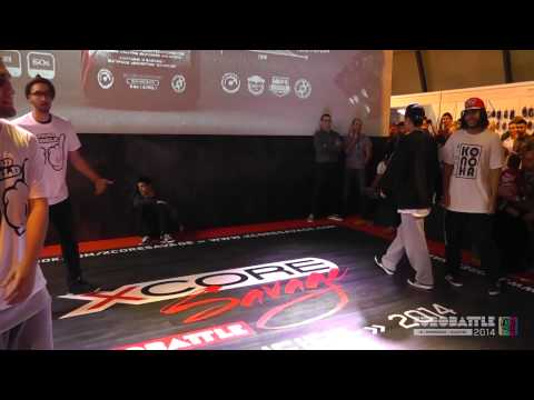 FSTV l Eurobattle 2014 l UK Qualifiers l Hip Hop l Final - U.M.A. vs Konoha Crew