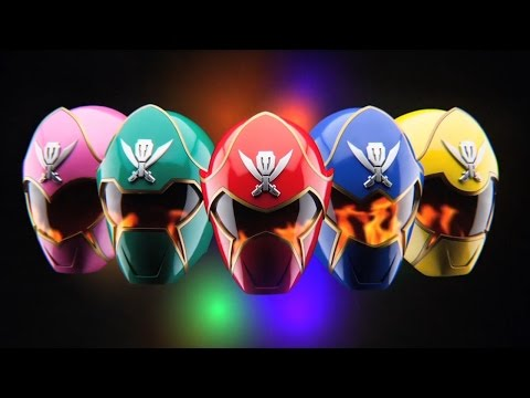Power Rangers Super Megaforce - Comic-Con Trailer