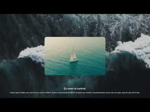 PS21 lanza la campaña de la nueva tarjeta Aqua de BBVA