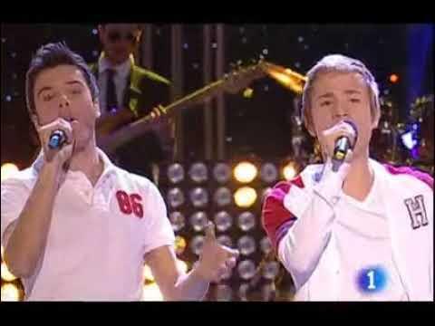 Auryn canta 'El sol brillará' en Destino Eurovisión