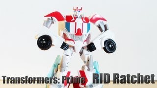 Transformers: Prime - RID Ratchet Stop Motion