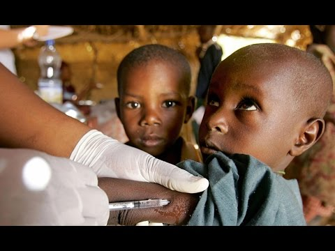 16 African Countries Overtake US in Measles Vaccination Rate