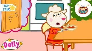 Dolly And Friends | Who is Knokking | Season 3 | Funny New Cartoon for kids | Episodes #52