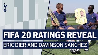 FIFA 20 RATINGS REVEAL | Eric Dier and Davinson Sanchez