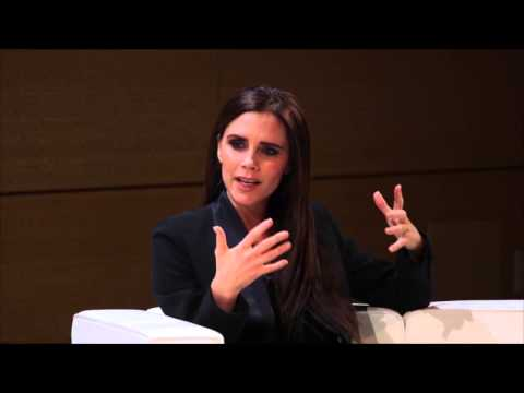 Public Programs Express: Victoria Beckham in Conversation with Simon Collins | The New School