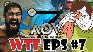 Random Moment AOV WTF #7 | Arena Of Valor (AOV) Indonesia