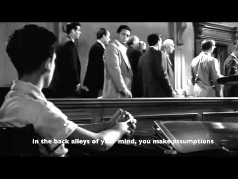 12 Angry Men Rap - Quick Synopsis
