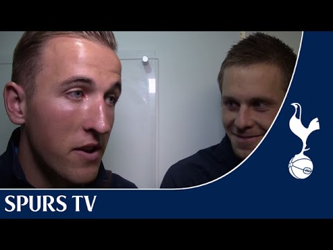 Goal scorers in our Cup win | Harry Kane and Gylfi Sigurdsson