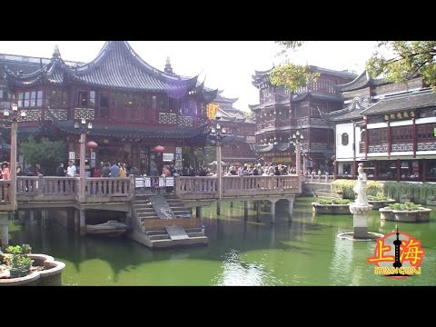 City God Temple of Shanghai China  Yu garden 上海 中国   城隍庙 豫园