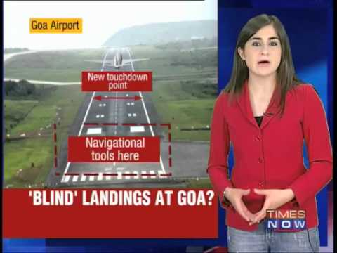 Exclusive: 'Blind' landings in Goa?