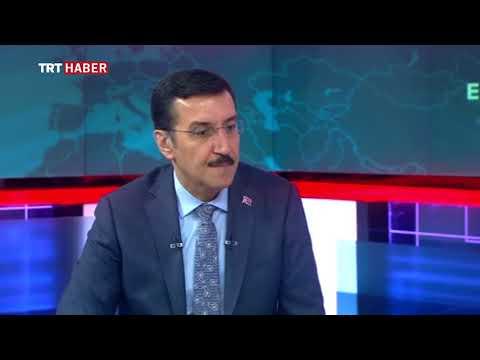 Gümrük ve Ticaret Bakanı Bülent Tüfenkci, Ekonomi 7/24 programına katıldı
