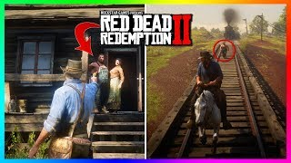 What Does Bray Aberdeen Do If You Kill His Sister & Run From The Pig Farm In Red Dead Redemption 2?