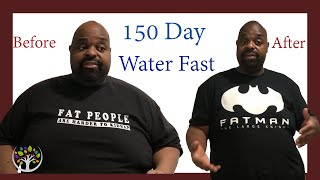 I Lost 230 lbs With A 150 Day Water Fast (The Fasting Fatman)