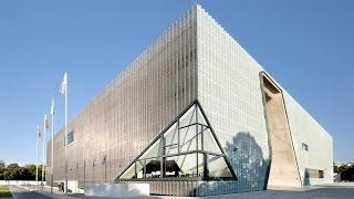 POLIN Museum of the History of Polish Jews in Warsaw, Poland