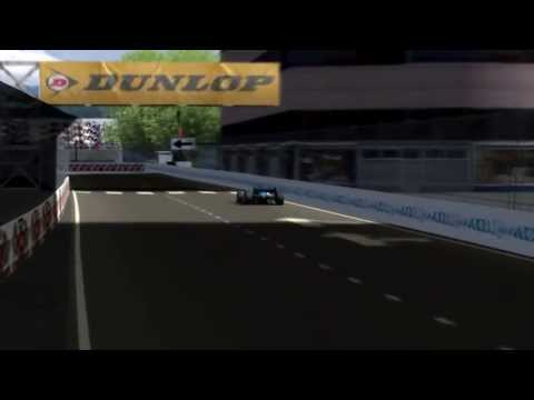 rFactor - Champ Car New York Lap