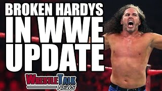 Smackdown Hits Ratings Low, Broken Matt & Jeff Hardy In WWE Update | WrestleTalk News April 2017