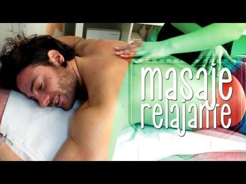 ¿Como dar un masaje de relajación?